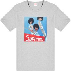 Supreme Grey Group T Shirt