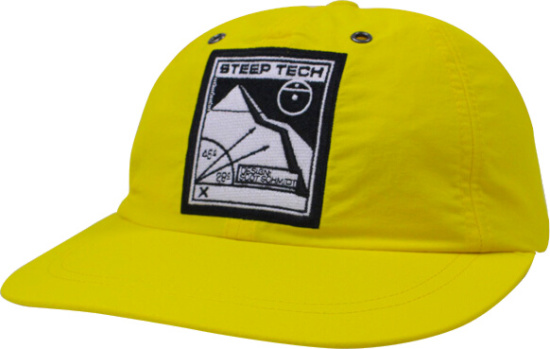 Supreme North Face Yellow Steep Tech Cap