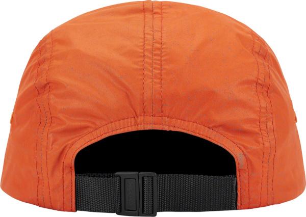 Supreme Orange Metallic Speckled Hat