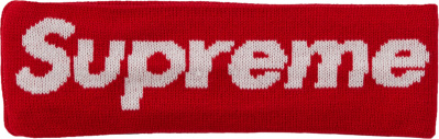 Supreme Red Headband