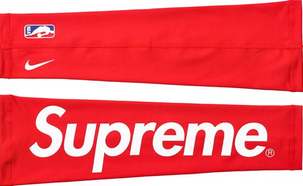 Supreme Red Shooting Sleeve