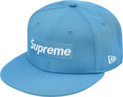 Supreme X New Era Light Blue Champions Fitted 59fifty Hat