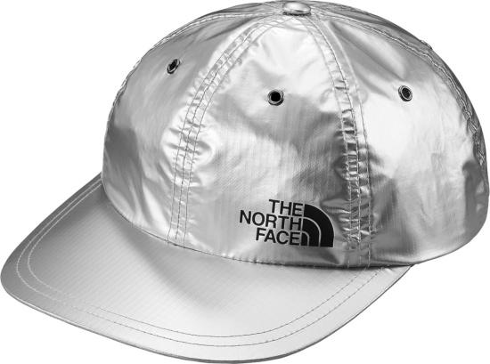 Supreme X The North Face Metallic Baseball Cap