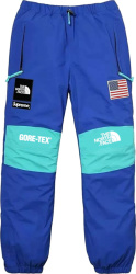 Supreme X The North Face Roual Blue Expedition Pants