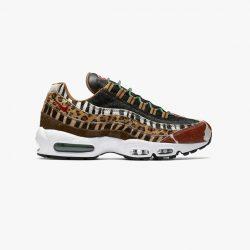 Swae Lee Wearing Animal Print Nike Sneakers
