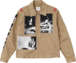 Takahiro Miyashita The Grunge Years Khacki Jacket