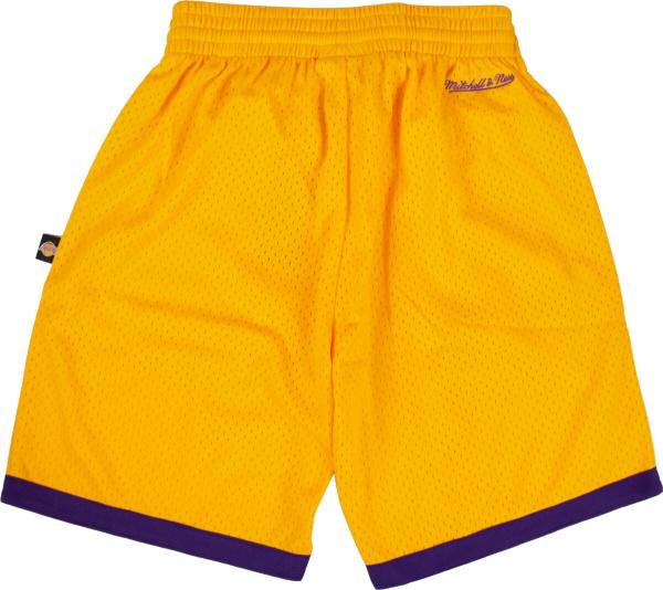 Takashi Murakami X Complexcon X Mitchell Ness Los Angeles Lakers Yellow Shorts