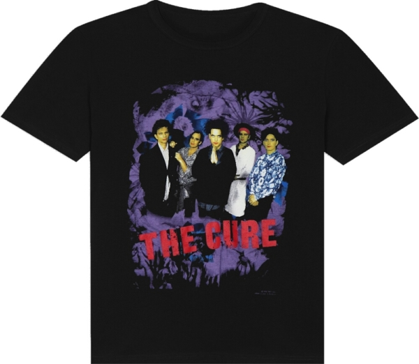 The Cure Prayer Tour T Shirt