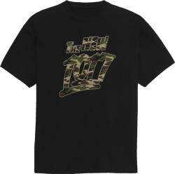 The New 1017 Camo Print Merch T Shirt