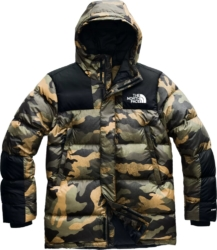 The North Face Camo Deptford Puffer Jacket