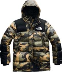 Camouflage 'Deptford' Puffer Jacket