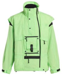 The Weekend Green Parka Worn In The Price On My Head Music Video Made By Balenciaga