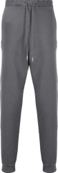 Thom Browne Grey Garment Dyed Sweatpants