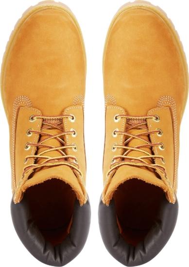 Timberland Wheat Nubuck Boots