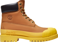 Timberland X Bee Line 6in Premium Wheat And Yellow