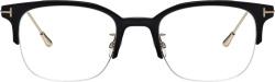 Black & Tortoise Square Glasses (FT5645-D)