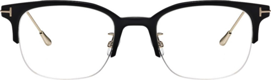 Tom Ford Blue Block Browline Sunglasses