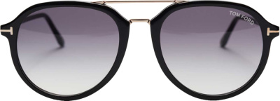 Tom Ford Black Rupert Sunglasses