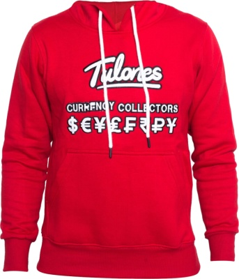 Tulones Red Currency Converter Hoodie