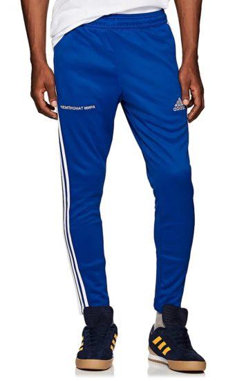 Adidas x Gosha Rubchinskiy Blue Track Pants | Incorporated Style
