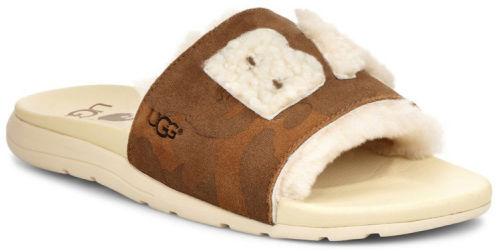 Ugg X Bape Slide Slippers Worn By Lil Wayne