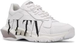 Valentino White Vltn Mens Sneakers