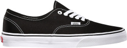 Vans Authentic Low Black
