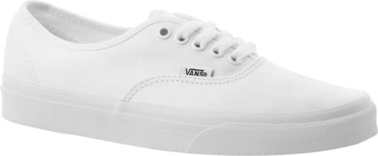 Vans Authentic Skate Shoe White