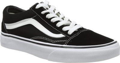 Vans Black Old Skool Skate Shoe