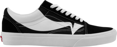 Vans Black Old Skool Warp Sneakers