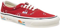 Vans Og Red Paisley Sneakers