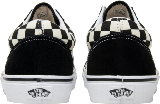 Vans Old Skool Black Checkerboard Sneaker