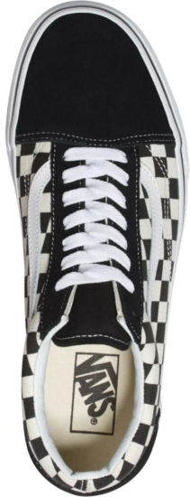 Vans Primary Old Skool Skate Shoe
