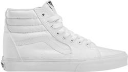 Vans White Sk8 Hi