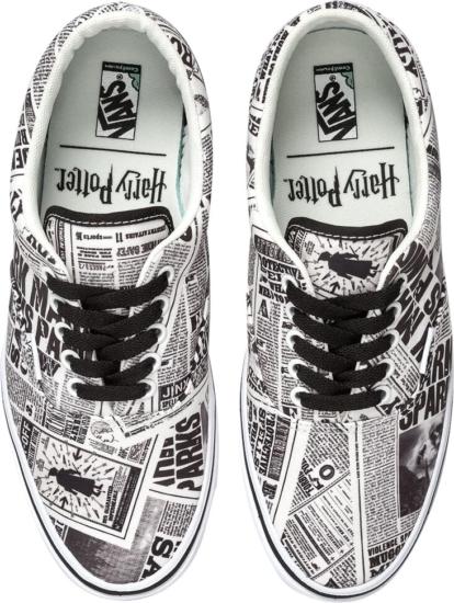 Vans X Harry Potter Sneakers