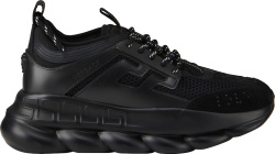 Versace All Black Chain Reaction