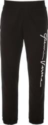 Versace Black Logo Signature Joggers