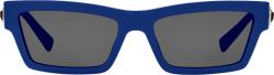 Versace Blue Square Sunglasses 4362