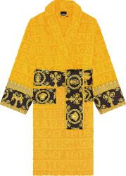 Versace Gold Baroque Robe