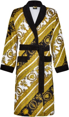 Versace I Heart Baroque Bathrobe