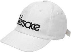 Versace White Vintage Logo Hat