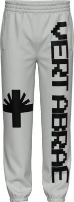 Vertabrae Light Gray Sweatpants