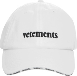 Vetements Reebok Editioin White Hat