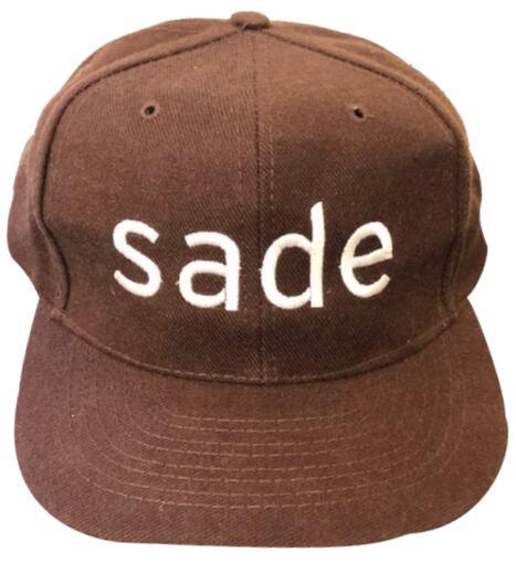 Vintage Brown Sade Hat