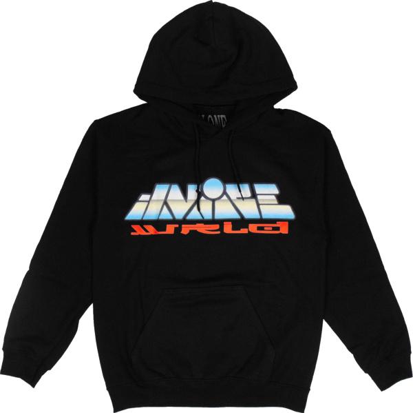 Vlone X Juice Wrld 999 Globe Hoodie