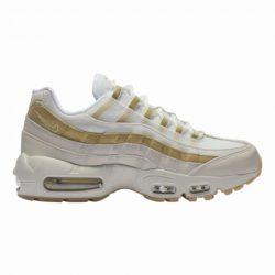 White And Gold Nike Air Max 95 Worn By Swae Lee