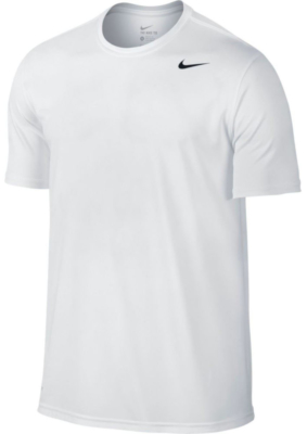White Nike Legend 2.0 T Shirt Worn By Young Thug