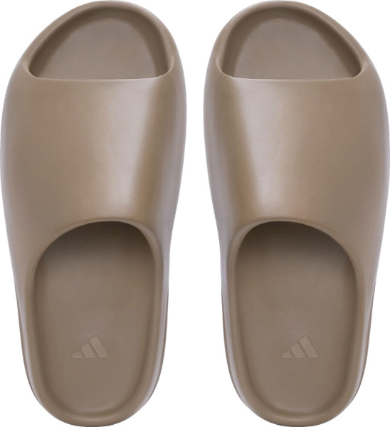 Yeezy Brown Slides
