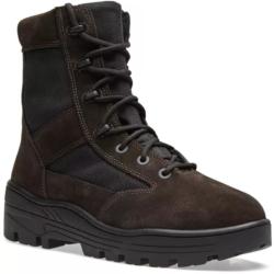 Yeezy Season 4 Combat Boots Oil Onyx