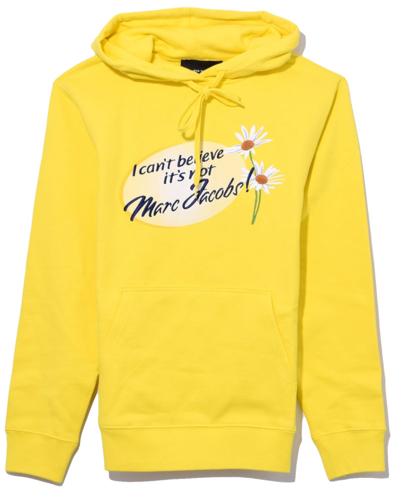 Yellow Marc Jacobs Hoodie Worn By Gucci Mane In New Drip Music Video